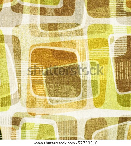 retro of colorful square background - stock photo