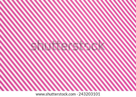 retro pink background with stripes - stock photo