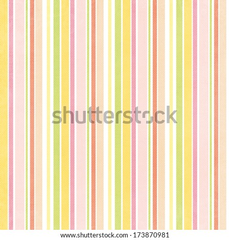 Retro pink, green and yellow striped background