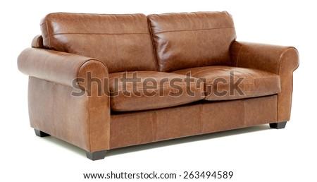 Retro Sofa - stock photo