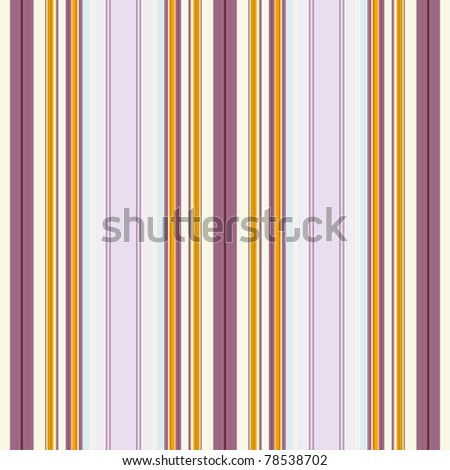 Retro  stripe pattern with pastel colors