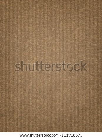 Retro style craft paper background , full frame - stock photo