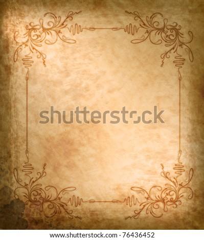 Retro styled background. - stock photo