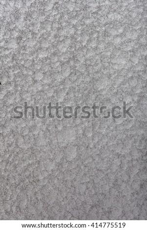 Retro textured metallic surface background. - stock photo