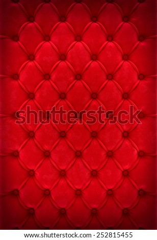 Retro velvet texture - stock photo