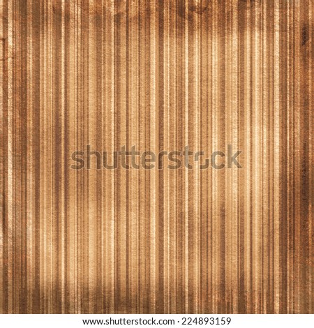 retro vintage grunge paper texture with vertical stripes - stock photo