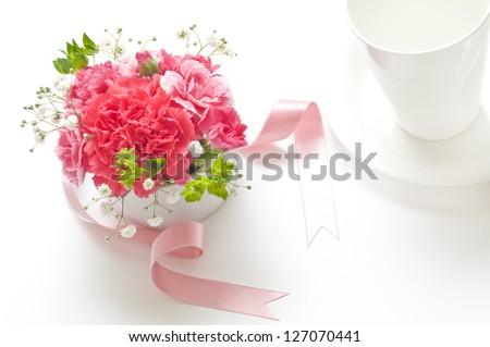 Ribbon, - stock photo