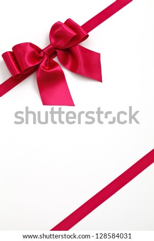 ribbon, - stock photo