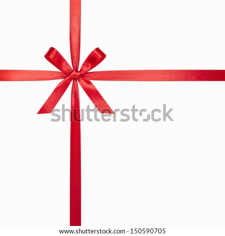 ribbon - stock photo