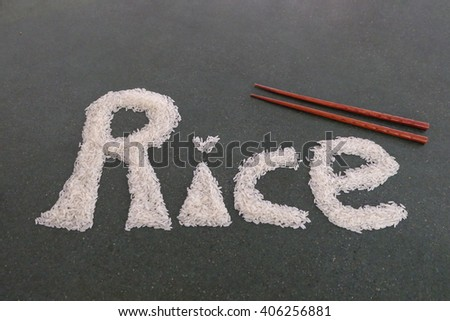 Rice is right