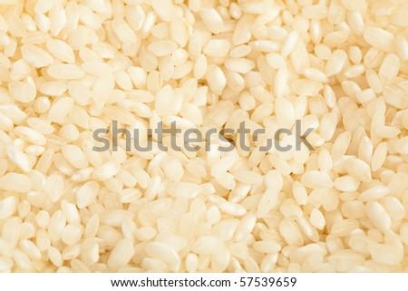 rice texture - stock photo