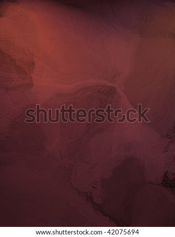 rich red abstract background - stock photo