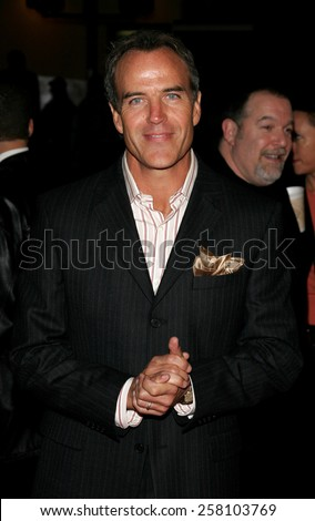 "Richard Burgi attends The Sony Pictures Los Angeles Premiere of ""Fun with Dick and Jane"" held at The Mann Village Theatres in Westwood, California on December 14, 2005."