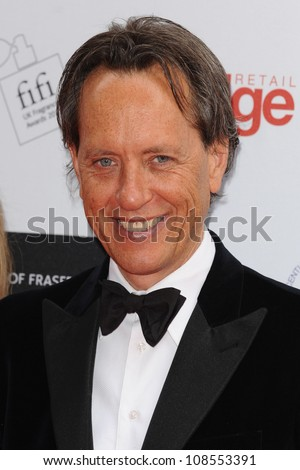Richard E Grant arriving for the Fifi fragrance Awards 2012 at the Brewery, London. 17/05/2012 Picture by: Steve Vas / Featureflash