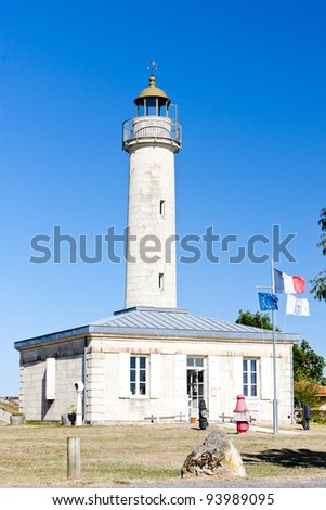 Richard Lighthouse, Gironde Department, Aquitaine, France