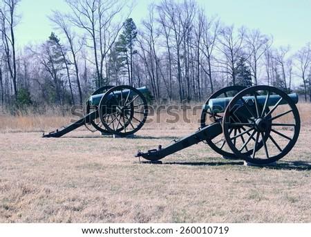 Richmond National Battlefield Park - Richmond, Virginia - stock photo