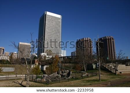 Richmond Virginia - stock photo