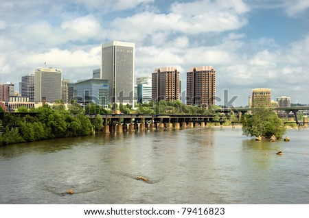 James river stock images royalty free images vectors for Fishing in richmond va