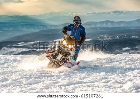 snowmobile stock images royalty free images vectors. Black Bedroom Furniture Sets. Home Design Ideas