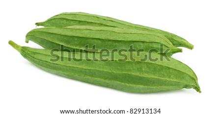 Ridge gourd - stock photo