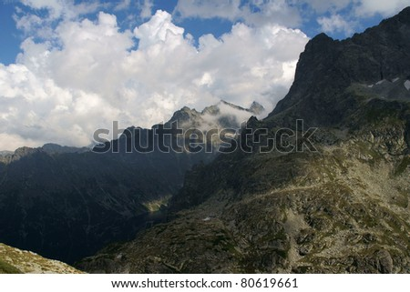 ridge ,Poland,Tatras