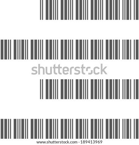Right Align Barcode Icon