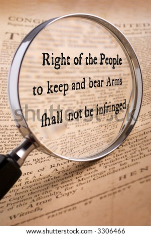 right to bear arms term paper The 2nd amendment's right to keep and bear arms is proving to be a right to keep a gun at home, but so far not a right to bear a loaded firearm in public.