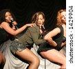 "Rihanna, Kiss 108 ""Kiss Concert""  May 20th, 2006, Tweeter Center, Mansfield, MA - stock photo"