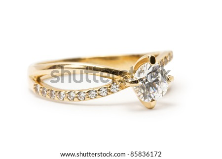 ring - stock photo