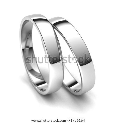 Rings - stock photo