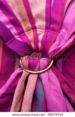 Ringsling closeup picture