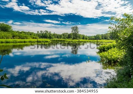 Ringwood Manor State Park NJ - stock photo