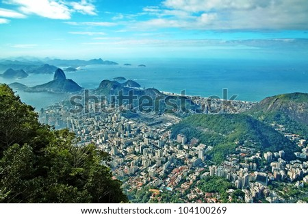 Rio - stock photo