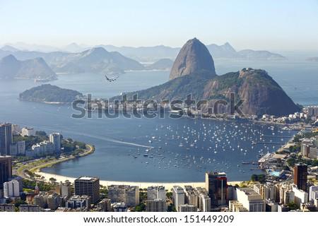 Rio de Janeiro, Brazil. - stock photo