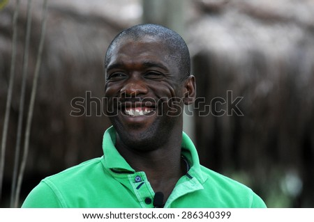 Rio de Janeiro-Brazil September 30, 2014 SEEDORF, at the press conference to announce who will be coach of football .