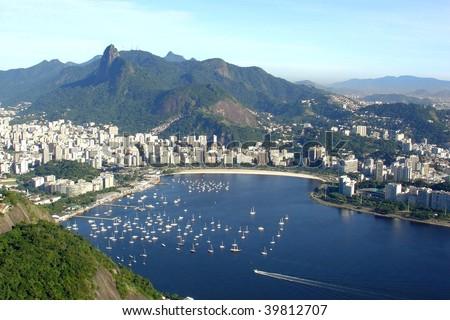 Rio de Janeiro port - stock photo