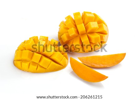 Ripe Alphonso Mangos - King of fruits