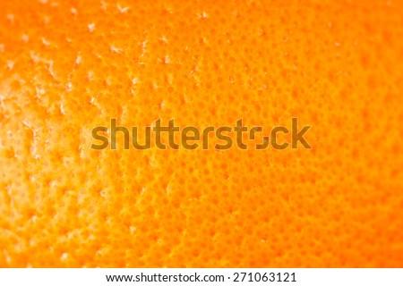 Ripe Orange Background - stock photo