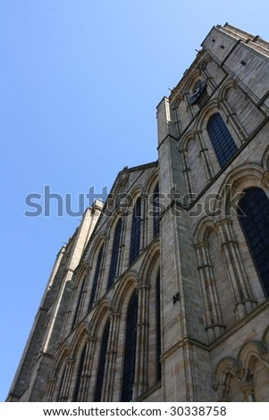 Ripon Cathedral North Yorkshire