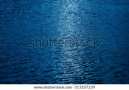 Rippling  water surface.water river for background
