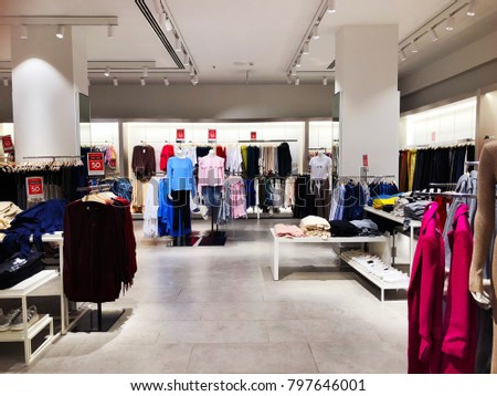Israel clothing stores