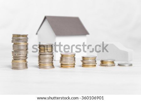 Rising costs of home maintenance. - stock photo