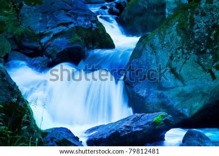 river - stock photo