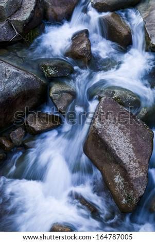 rivers - stock photo