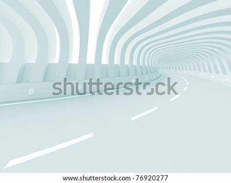 Road Background - stock photo