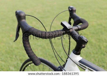 road bike handle bar