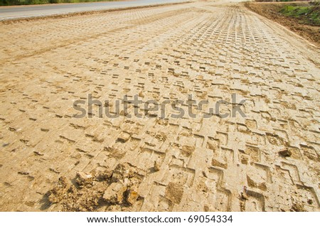 Road Building in Thailand