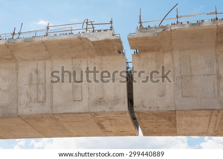 road currently under construction - stock photo