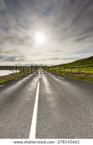 Road / Iceland