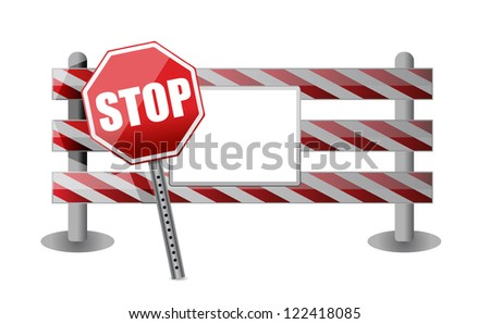 Road Signs illustration design over a white background